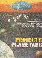 Proiecte planetare