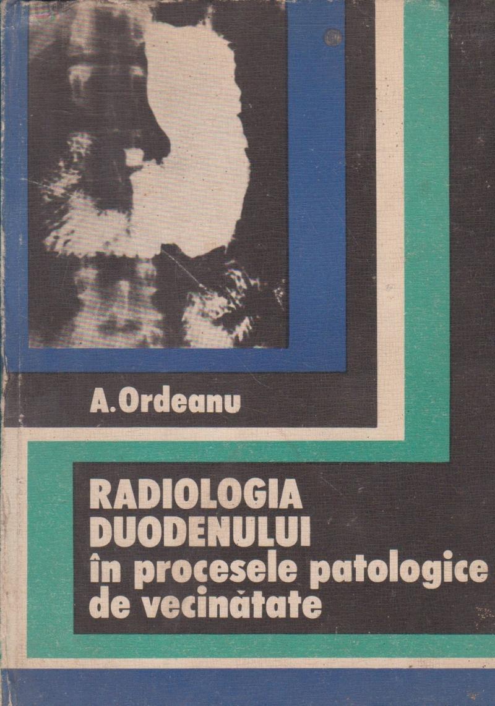 Radiologia duodenului in procesele patologice de vecinatate