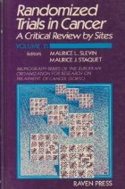 Randomized Trials in Cancer - A Critical Review by Sites - Volume 15