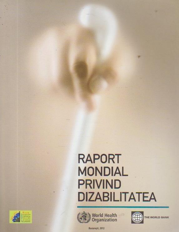 Raport Mondial Privind Dizabilitatea
