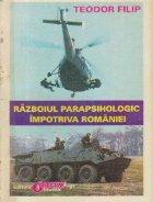 Razboiul parapsihologic impotriva Romaniei