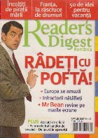 Reader Digest Aprilie 2007