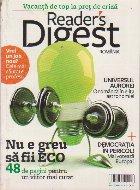 Reader Digest Iunie 2009
