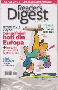 Readers Digest, Aprilie 2011
