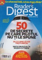Readers Digest, August 2011