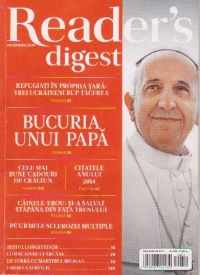 Readers Digest, Decembrie 2014 - Testul longevitatii