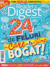 Readers Digest, Ianuarie 2012