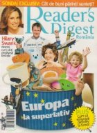 Readers Digest, Iunie 2007 - Despre cum sa-ti depasesti limitele