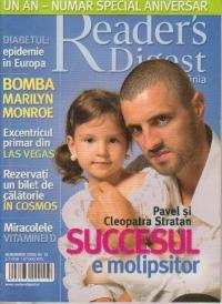 Readers Digest, Noiembrie 2006