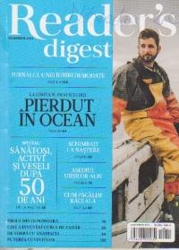 Readers Digest, Noiembrie 2014 - Jurnalul unei iubiri demodate