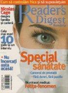Readers Digest, Octombrie 2006