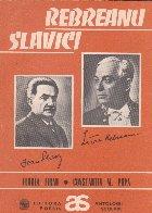 Rebreanu, Slavici (antologie comentata)