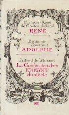 Rene Adolphe Confession Enfant Siecle