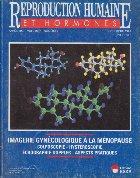 Reproduction humaine et hormones, Septembre 1997