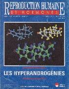 Reproduction humaine et hormones, Janvier 1998
