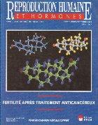 Reproduction humaine et hormones, Septembre-Octobre 1999