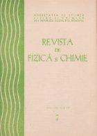 Revista de Fizica si Chimie, Iulie 1987