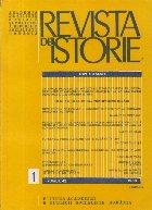 Revista Istorie Tomul Ianuarie 1989