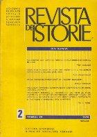 Revista de Istorie, Tomul 29, Nr. 2/1976