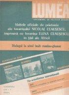 Revista Lumea, nr 11 - 20/1988