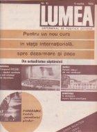 Revista Lumea, nr 1- 10/1986