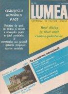 Revista Lumea, nr 11 - 20/1984