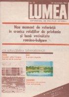 Revista  Lumea, nr. 41 - 52/1984