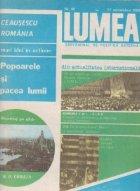 Revista Lumea, nr. 31- 40/1984