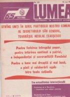 Revista Lumea, nr 11 - 20/1986