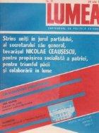 Revista Lumea 35/1988