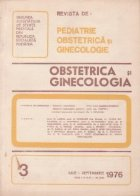 Revista Obstetrica Ginecologie Iulie Septembrie