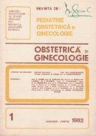 Revista Obstetrica Ginecologie Ianuarie Martie