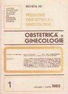 Revista de Obstetrica si Ginecologie, Iulie-Septembrie, 1983