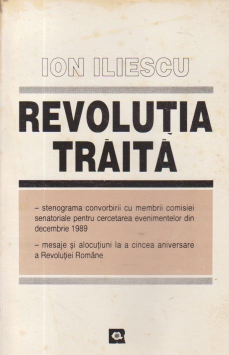 Revolutia traita