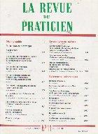 revue praticien Avril 1991