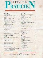 revue praticien Fevrier 1992