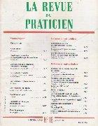 La revue du praticien, No 18, 21 Juin 1991