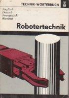 Robotertechnik Technik Worterbuch English Deutsch