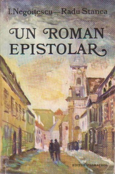 Un roman epistolar