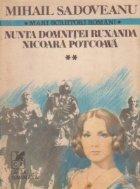 Romane istorice Volumul lea Nunta