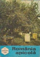 Romania Apicola, Nr. 8 - August 1990