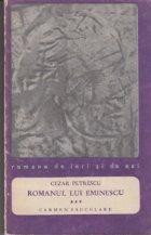Romanul lui Eminescu, Volumul al III-lea  Carmen Saeculare