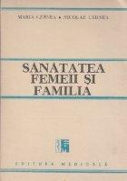 Sanatatea Femeii si Familia