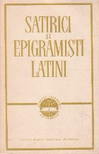 Satirici epigramisti latini