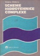 Scheme hidrotehnice complexe
