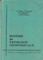 Scheme patologie chirurgicala