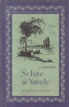 Schite si Nuvele (V. Ovecikin)