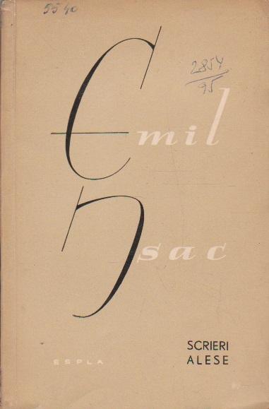 Scrieri Alese - Versuri si Proza (Editie 1960)