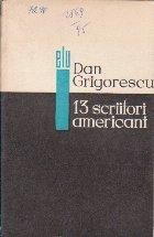 13 Scriitori Americani