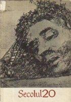 Secolul 20 - Revista de literatura universala, Nr. 5-6 (208-209) / 1978 - Mari prieteni ai Romaniei